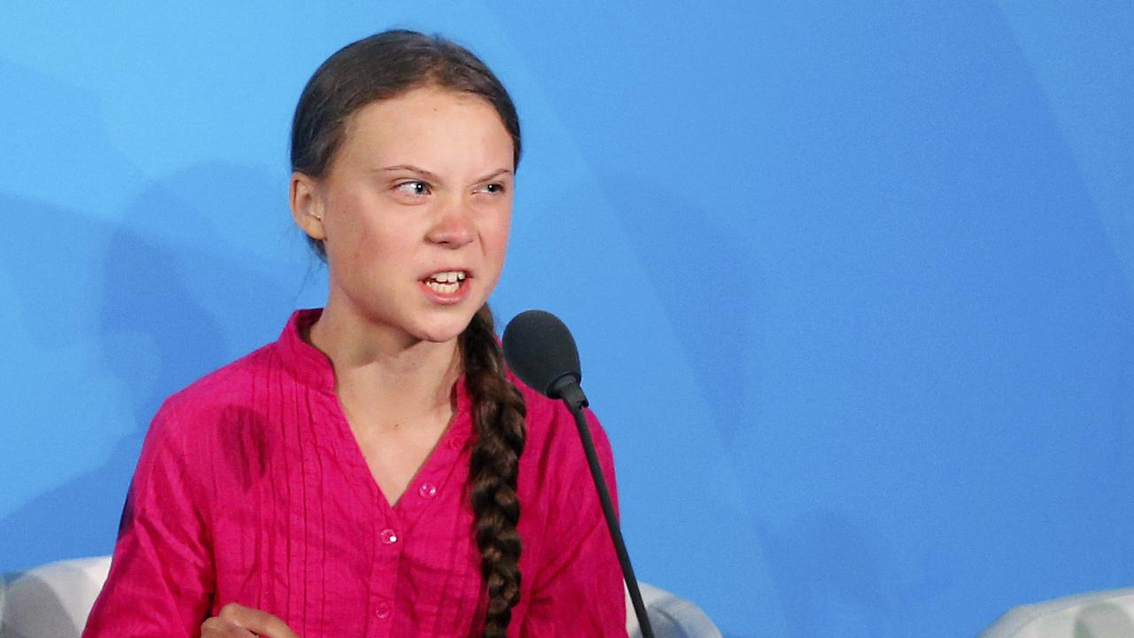 Activist Greta Thunberg urges Standing Rock youth to demand climate change action