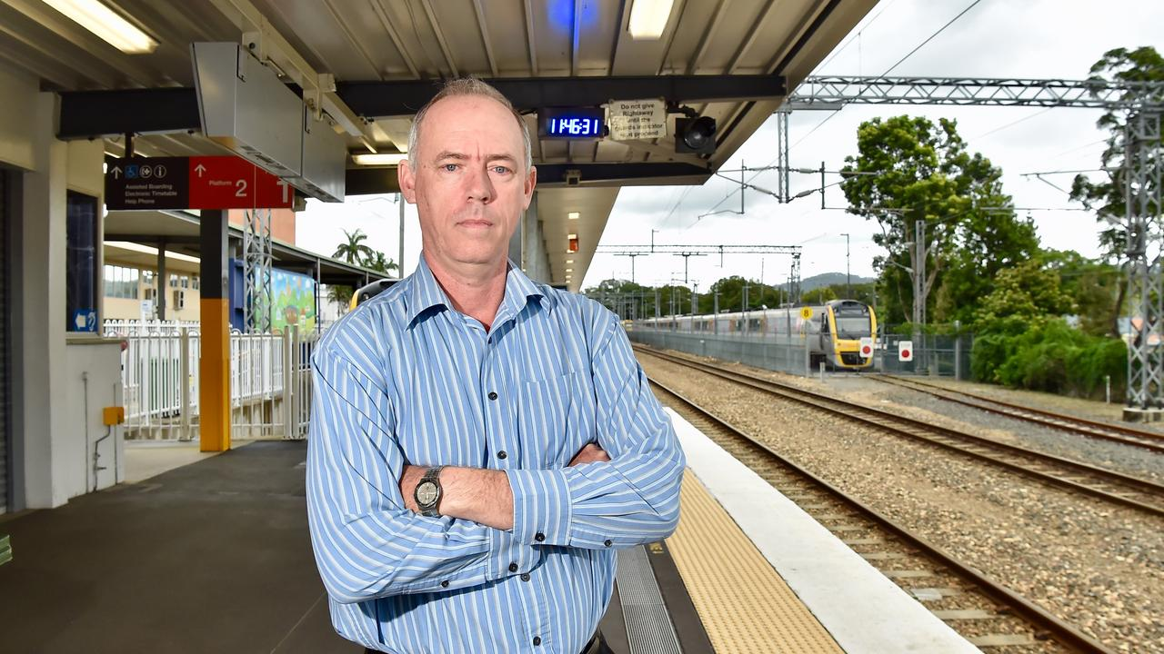 Jeff Addison from Sunshine Coast Rail Back on Track says a rise in the use of public transport should prompt upgrades to services.