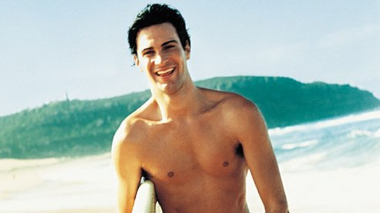 Ben Steel made a big splash on Home And Away.