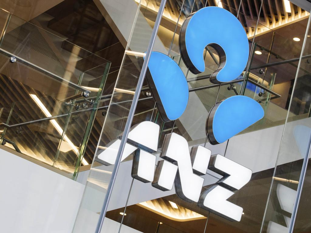 Banking giant ANZ's profits are about to take a massive half-a-billion hit to compensate customers who have been ripped off. Picture: Hollie Adams