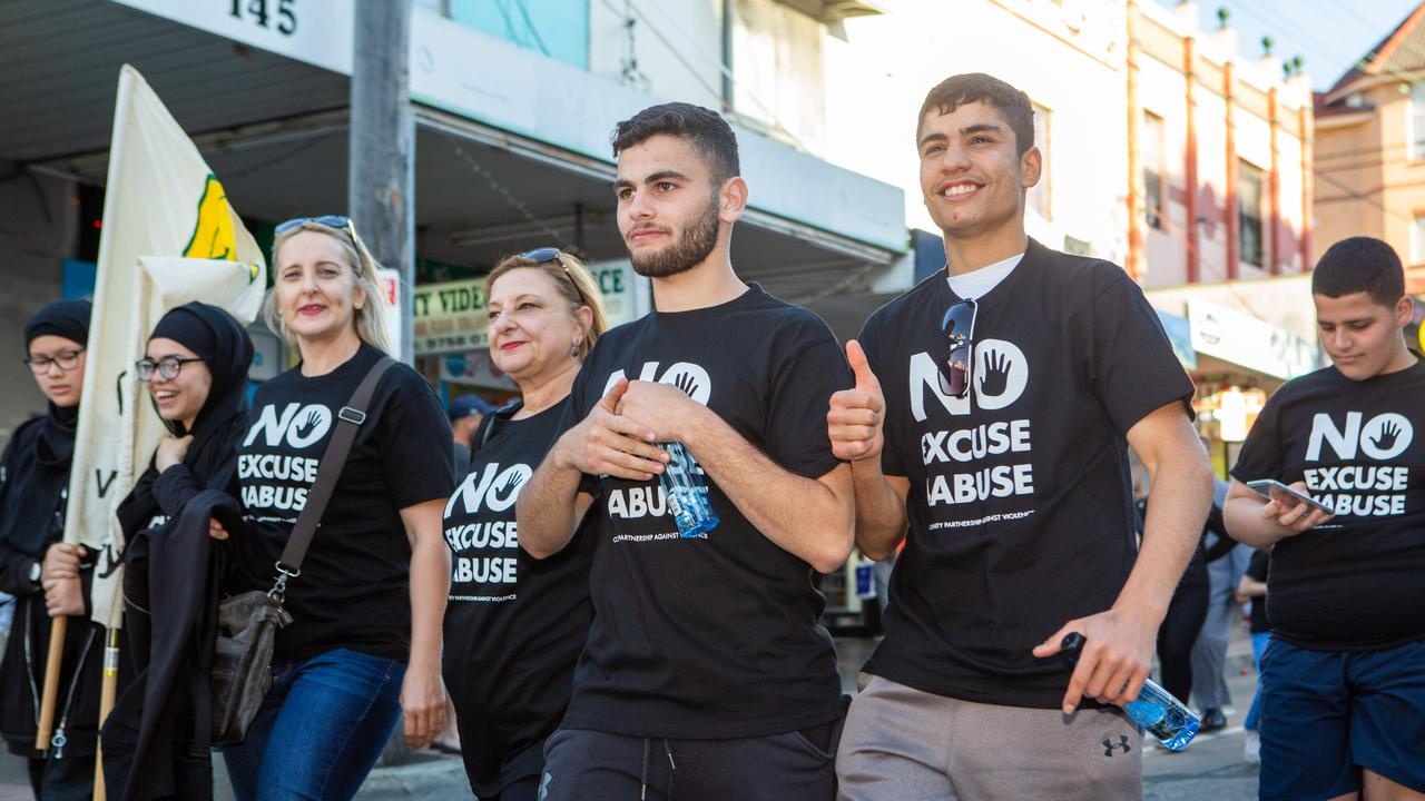 White Ribbon campaigning efforts are expected to continue on the Sunshine Coast, despite the organisation's shock closure. Photo: AAP/Jordan Shields