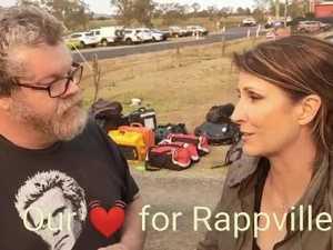 Rappville: Meeting Natalie Barr