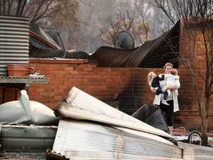 58 buildings destroyed in devastating bushfires