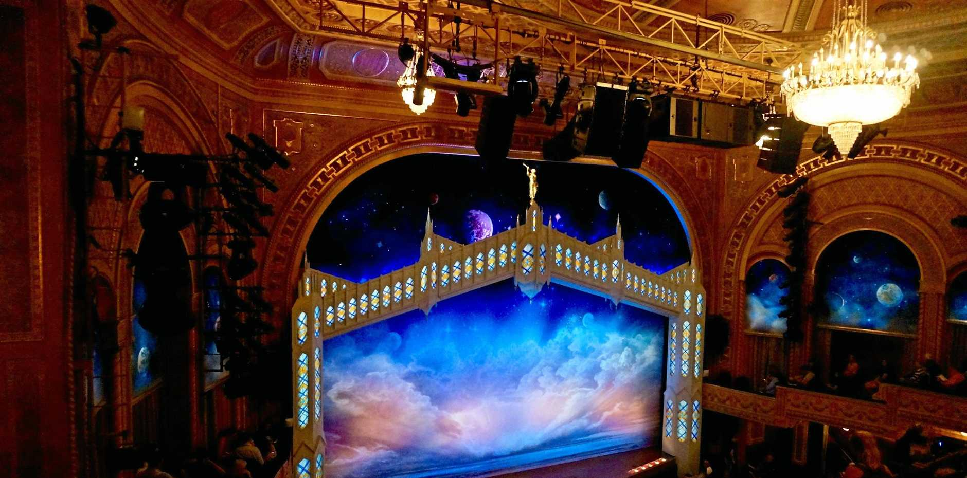 Book of Mormon in New York.