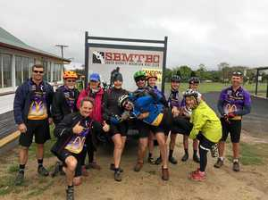 RIDE 4 RELAY: Could thunderstorms rain on parade?