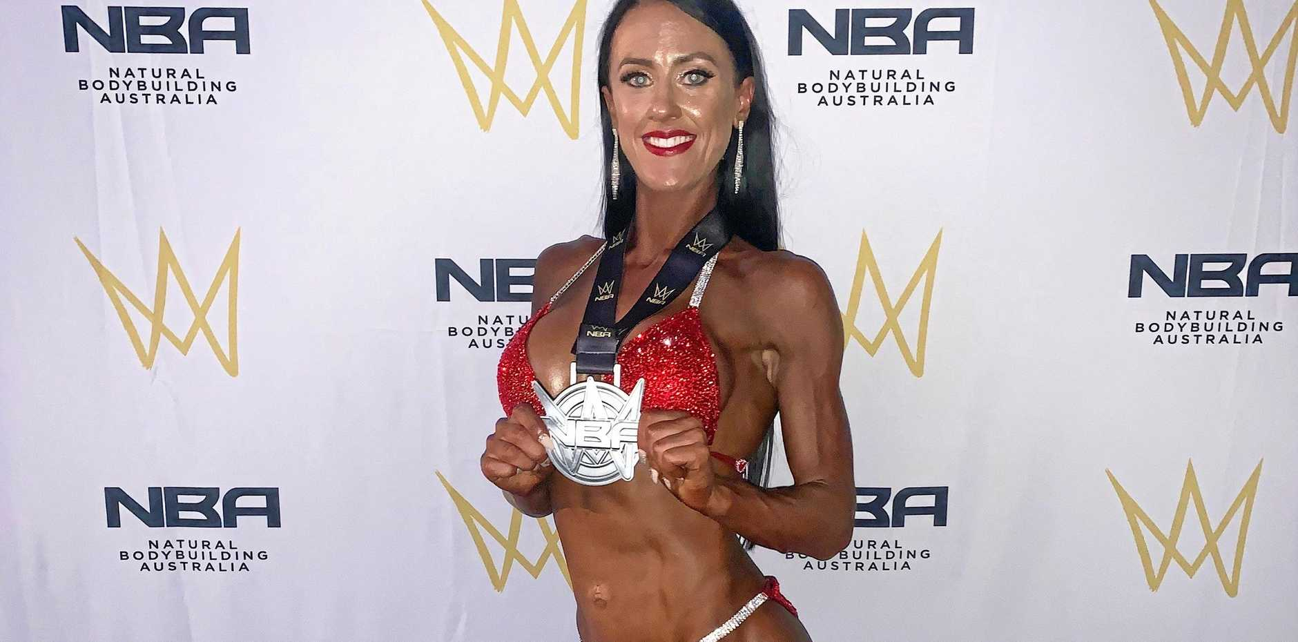 LOCAL CHAMPION: Stacey Darr placed fourth at the NBA nationals.