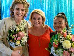 Rising star takes young talent prize