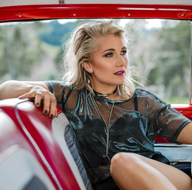 INTERNATIONAL FLAVOUR: New Zealander Jody Direen is heading to Ballina for the country music festival.
