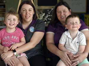 Top child care eductor in Toowoomba 'nurturing, focused'