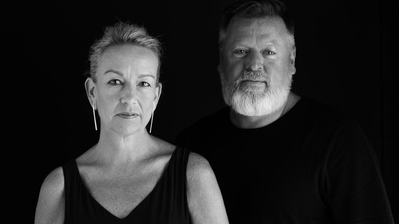 ARCHITECTURE: Lindy Atkin and Stephen Guthrie from Noosa's Bark Design. Photo: Keith Hamlyn