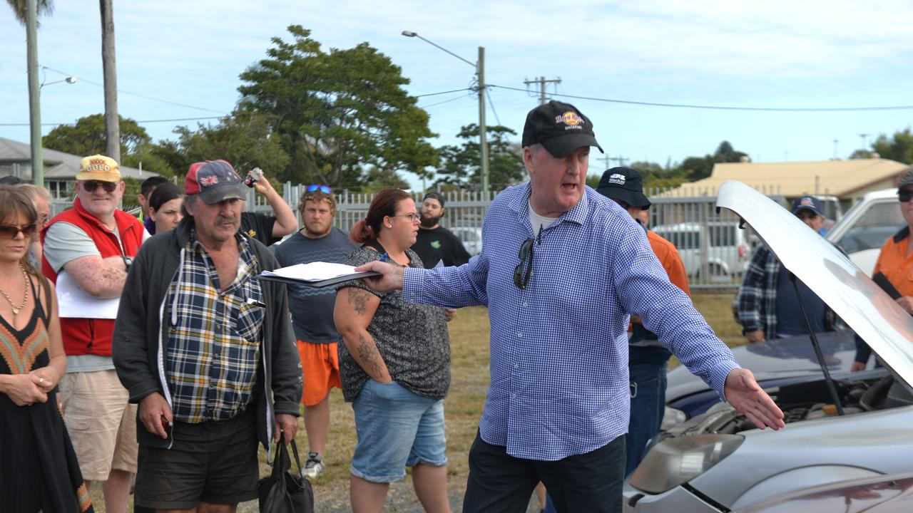 Revealed 50 Abandoned Mackay Vehicles In Need Of Owners Fraser Coast Chronicle