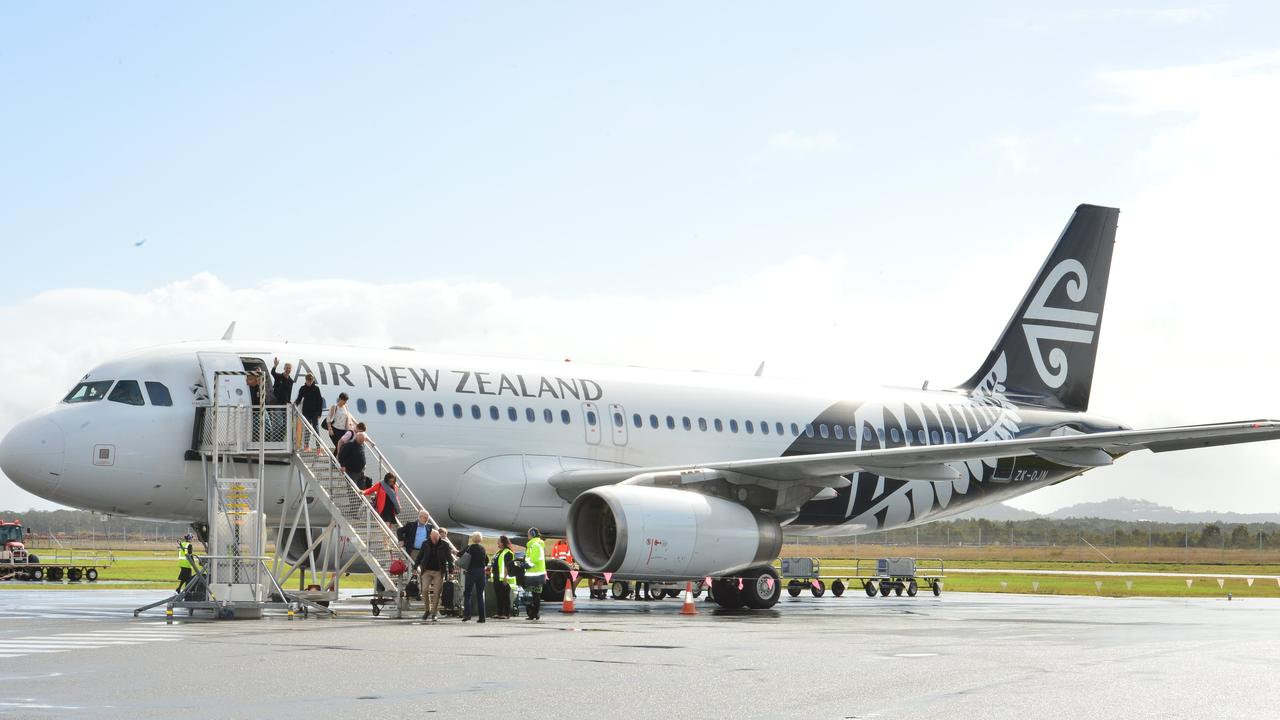 Air New Zealand services will continue to be crucial to the future of the airport.
