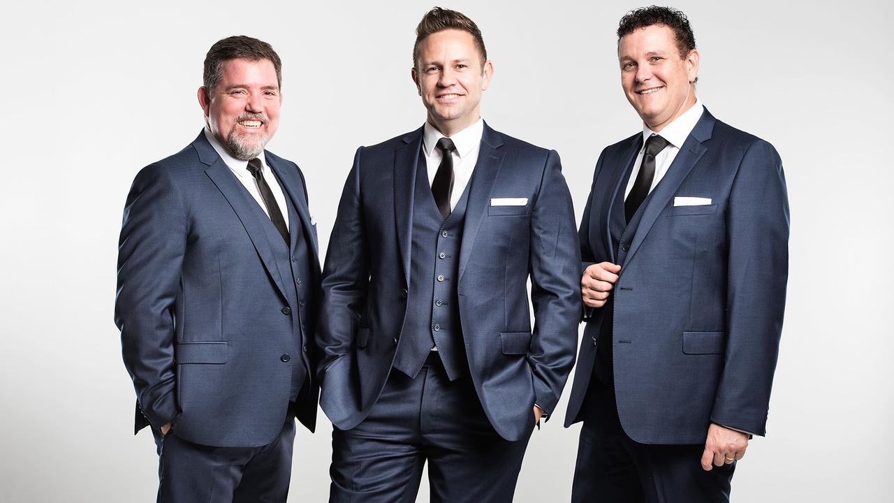 Hear the operatic sounds of the three-piece vocal group, Tenori when they arrive to perform in Rockhampton later this month.