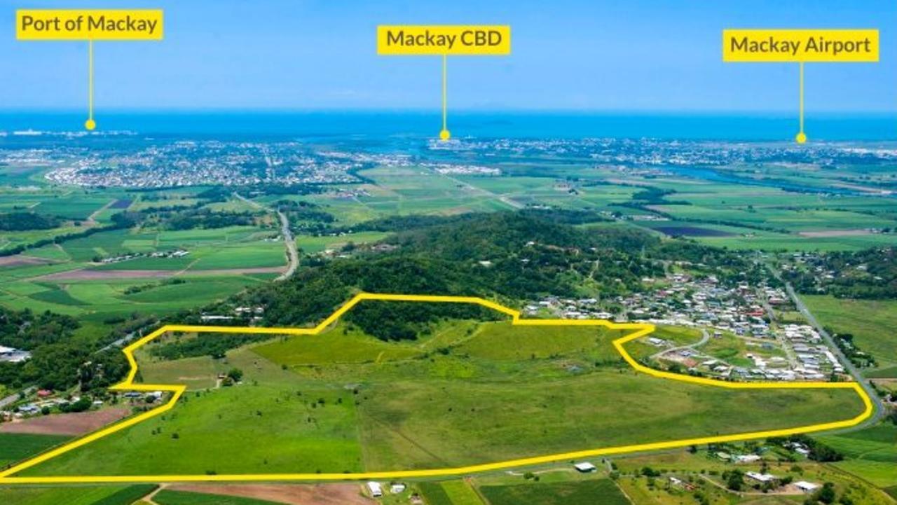 Settlers Rise in Erakala is a new estate in the Mackay region.