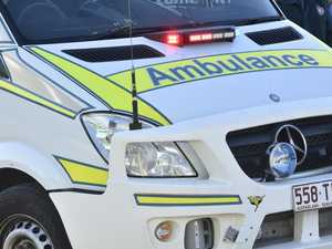 Woman hospitalised after being hit by car
