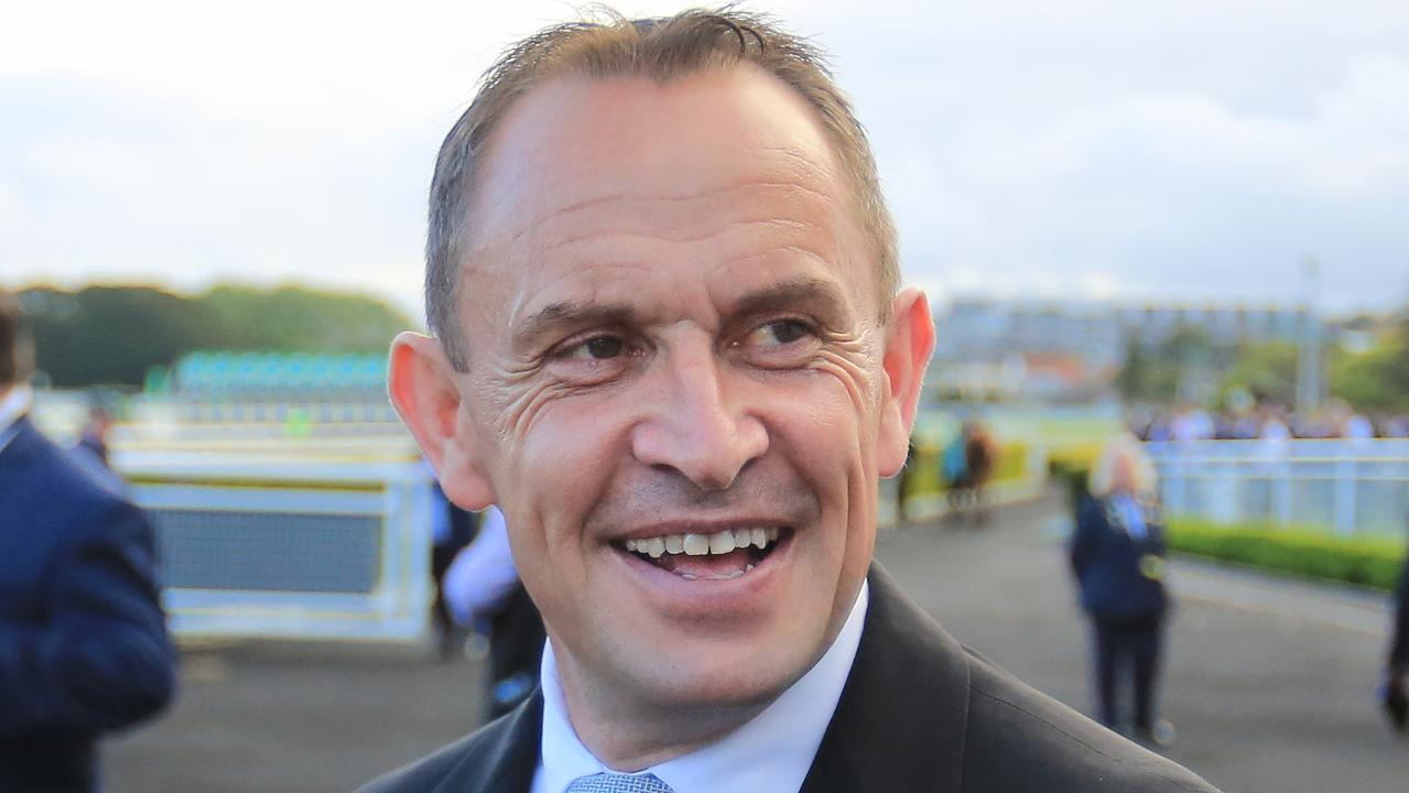 Trainer Chris Waller is confident Nature Strip will handle the 1200m in The Everest. Picture: Getty Images