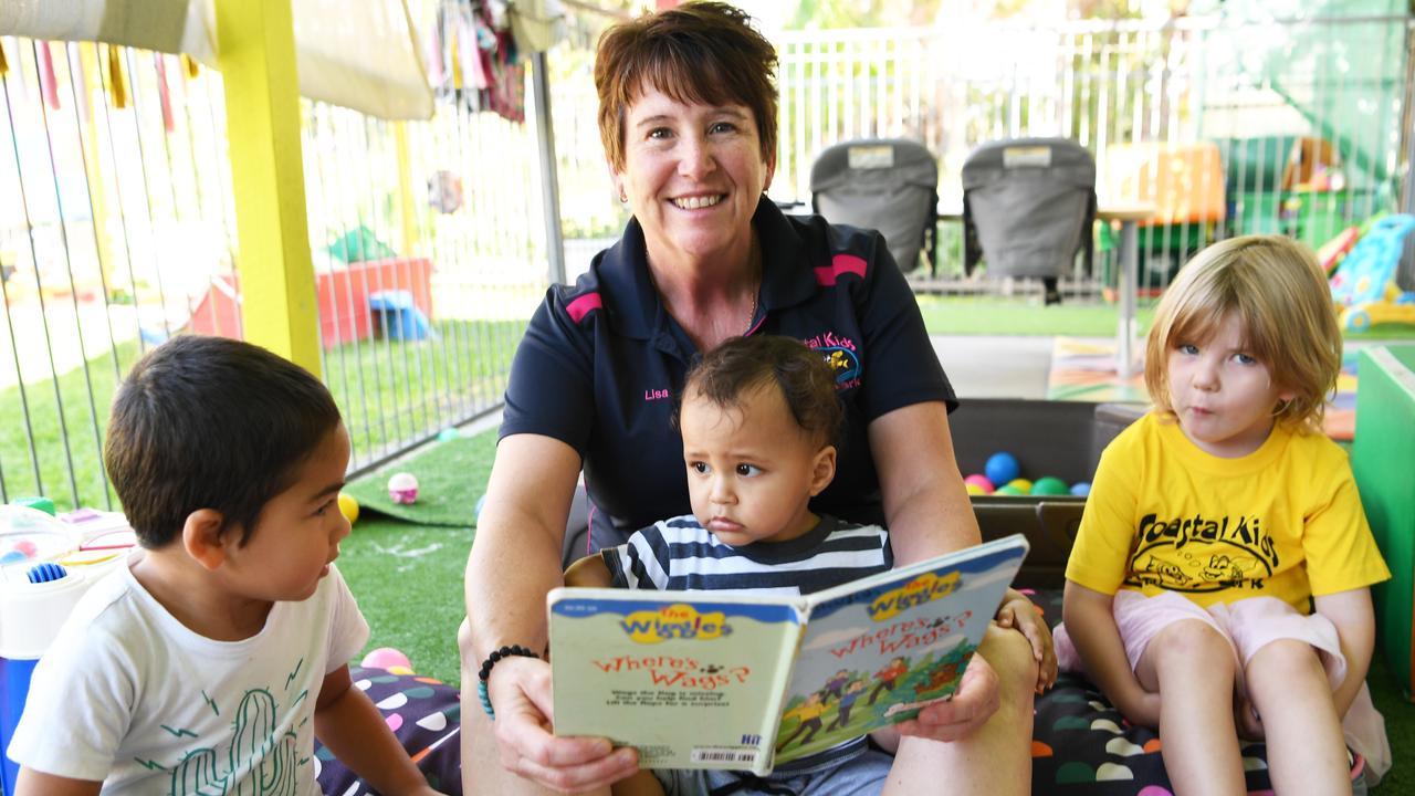 Educator- Lisa Mann with Oliver Johnson, Teariki Maui and Kathleen Riley-Ahern.