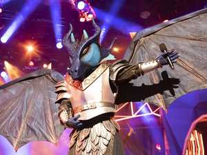 Masked Singer star's nightmare episode