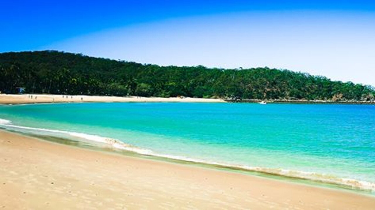 Beautiful Great Keppel Island has unlimited tourism potential. Photo: Jasmine Strandquist