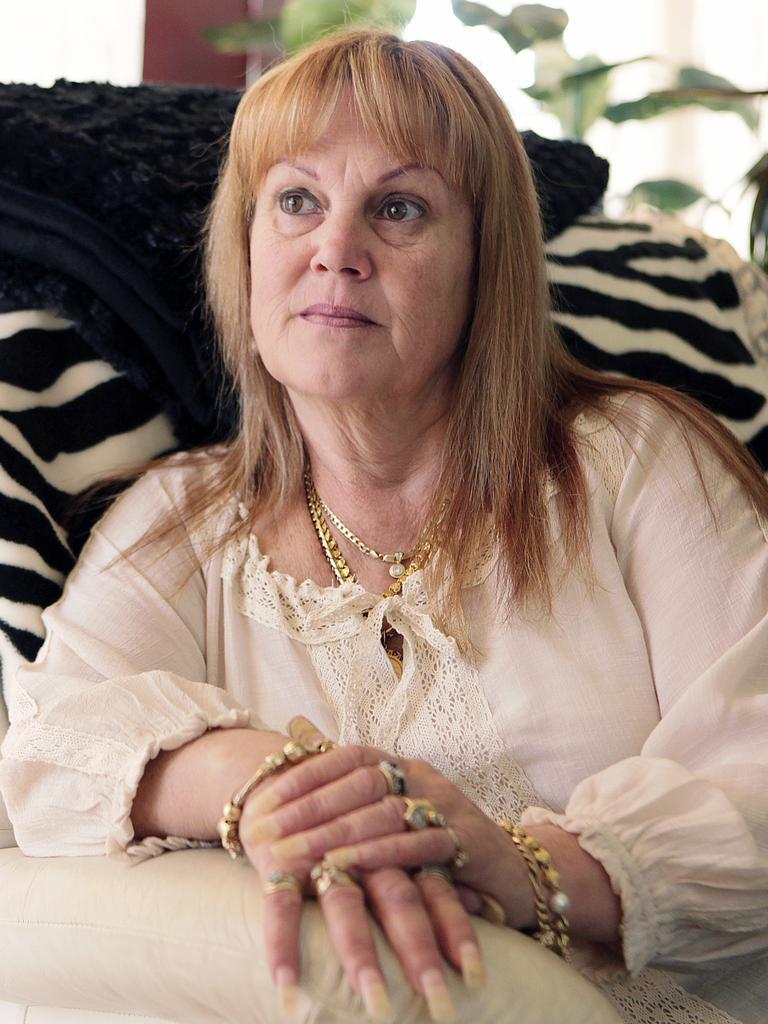 Smith's ex-wife Debra.