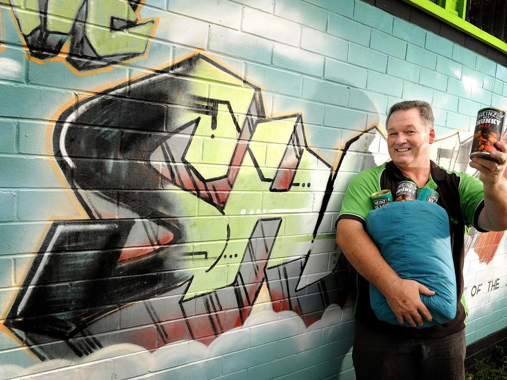 The Shack founder Dale Dowler has paid tribute to his former colleague Dale Etheridge. Photo: Warren Lynam / Sunshine Coast Daily