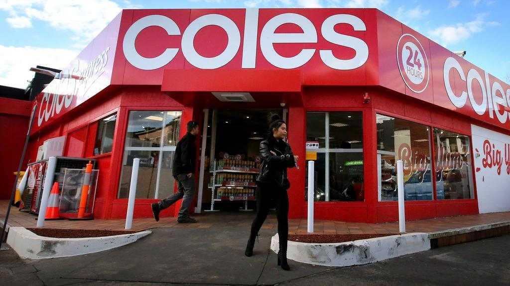04/08/2016: The South Yarra Coles Express Pilot Store. Stuart McEvoy for The Australian.
