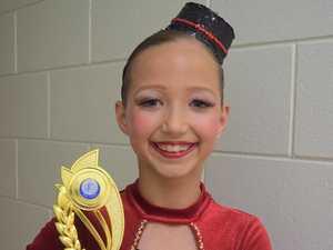 Budding ballerina wins big at eisteddfod