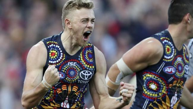 The Suns have an ace in the chase for Crow Hugh Greenwood.