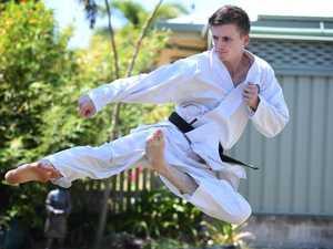 Rocky karateka celebrates success at national titles
