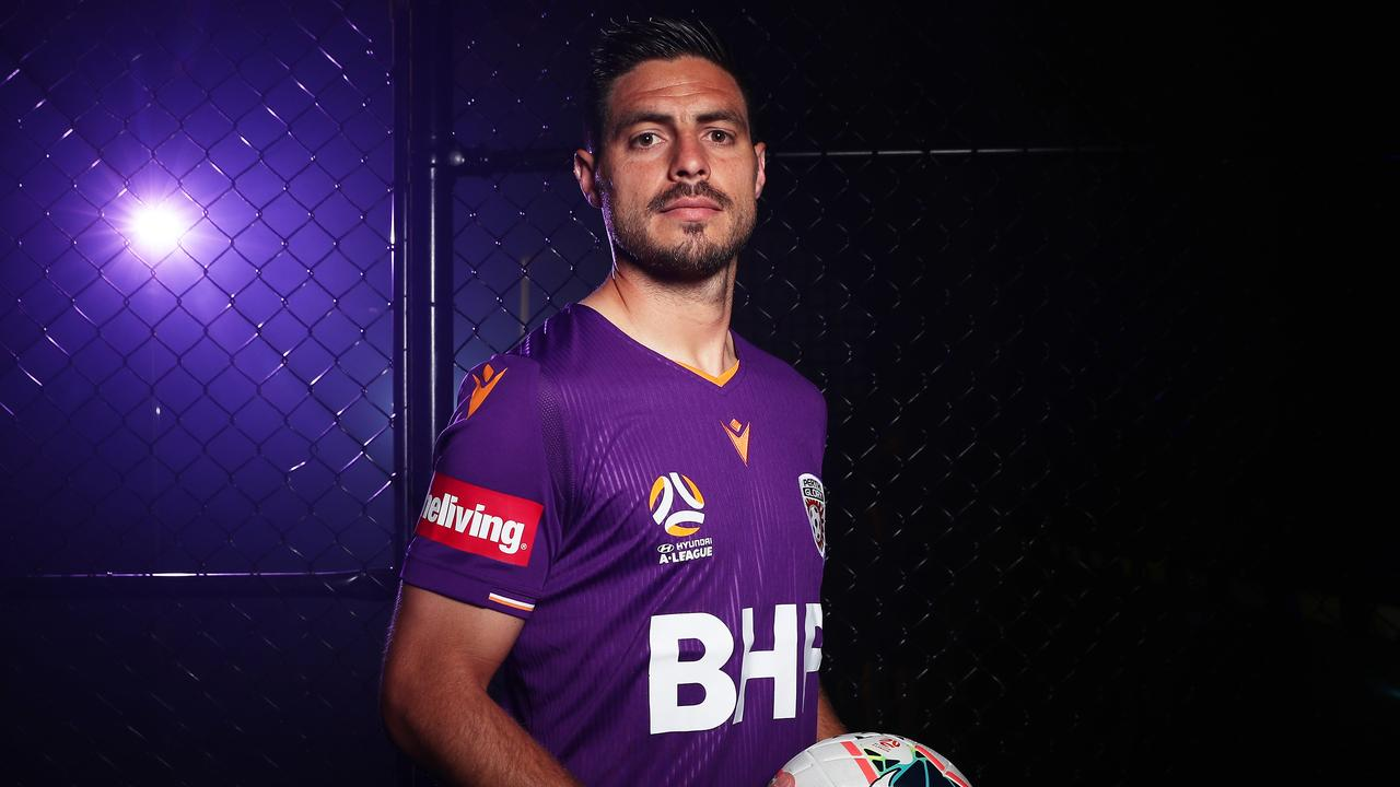 Fornaroli wants to restart his A-League career. Photo: Matt King/Getty Images
