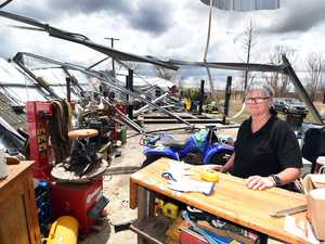 One year later: The wild storm that smashed township