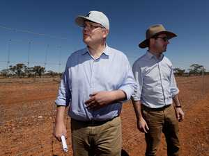 Scott Morrison to deliver new $100 million drought fund