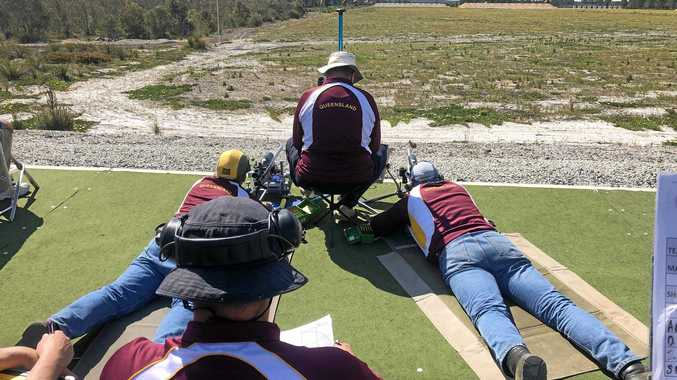 Western Downs shooters represent state
