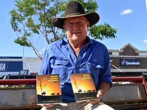 Bushie, bullrider, businessman: author shares his life
