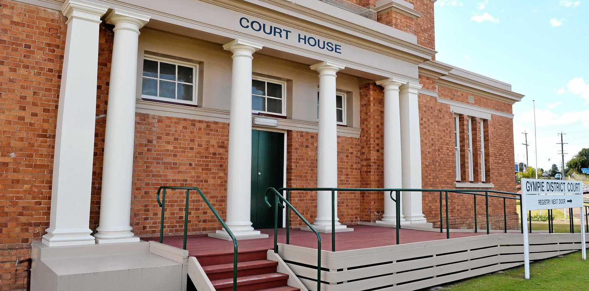 Gympie District Court House