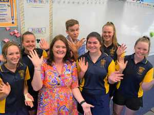 Inspiring Whitsunday teacher honoured