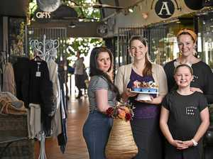 Fashion trends hit the runway at boutique markets