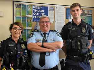 Meet South Burnett's newest cops on the beat