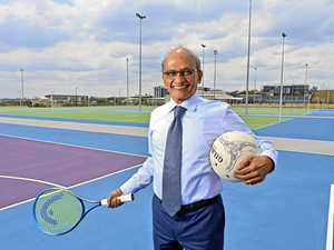 District's largest sporting precinct officially opens