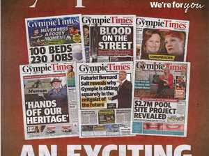 Exciting new era about to start at The Gympie Times