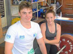Young stars out-muscle competitors at national comp