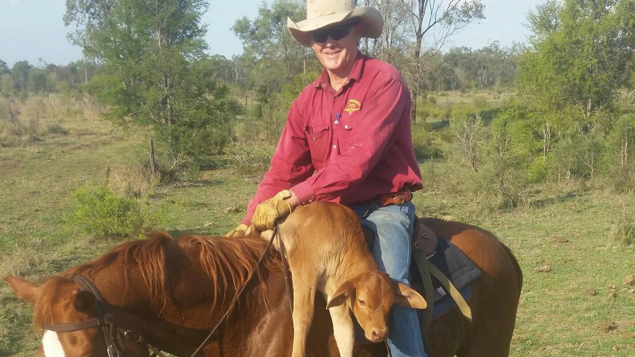 John Baker, Queenslands AgForce Central Regional President
