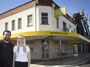 Toowoomba couple's grand plans for historic pub