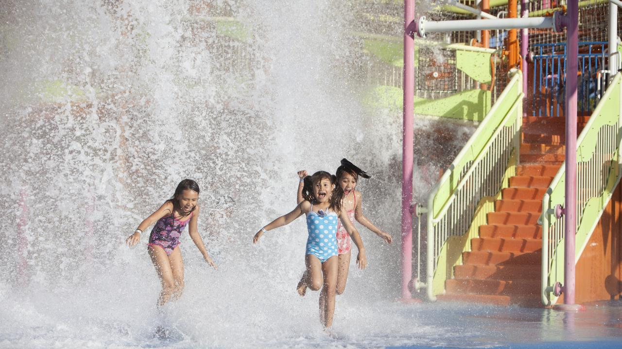 White Water World opened on the Gold Coast in 2006. Picture: Supplied