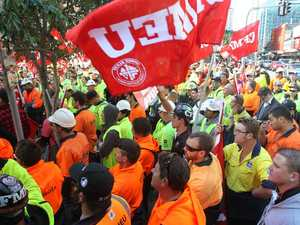 'Grubby little c***': Union man's tirade ends in court