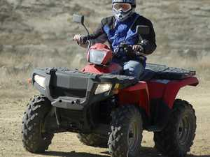 Quad bike death third in a month