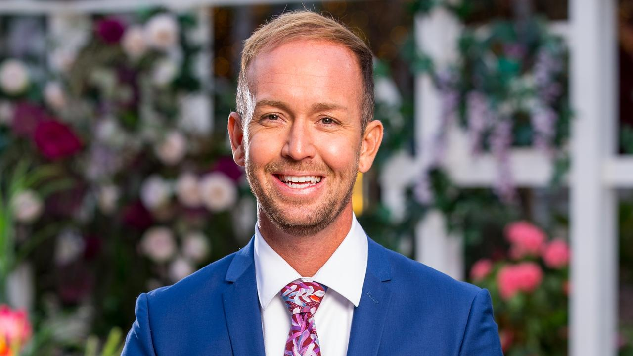 Cr Jess Glasgow is being referred to the Office of the independent Assessor after his appearance on The Bachelorette. Photo: Channel 10