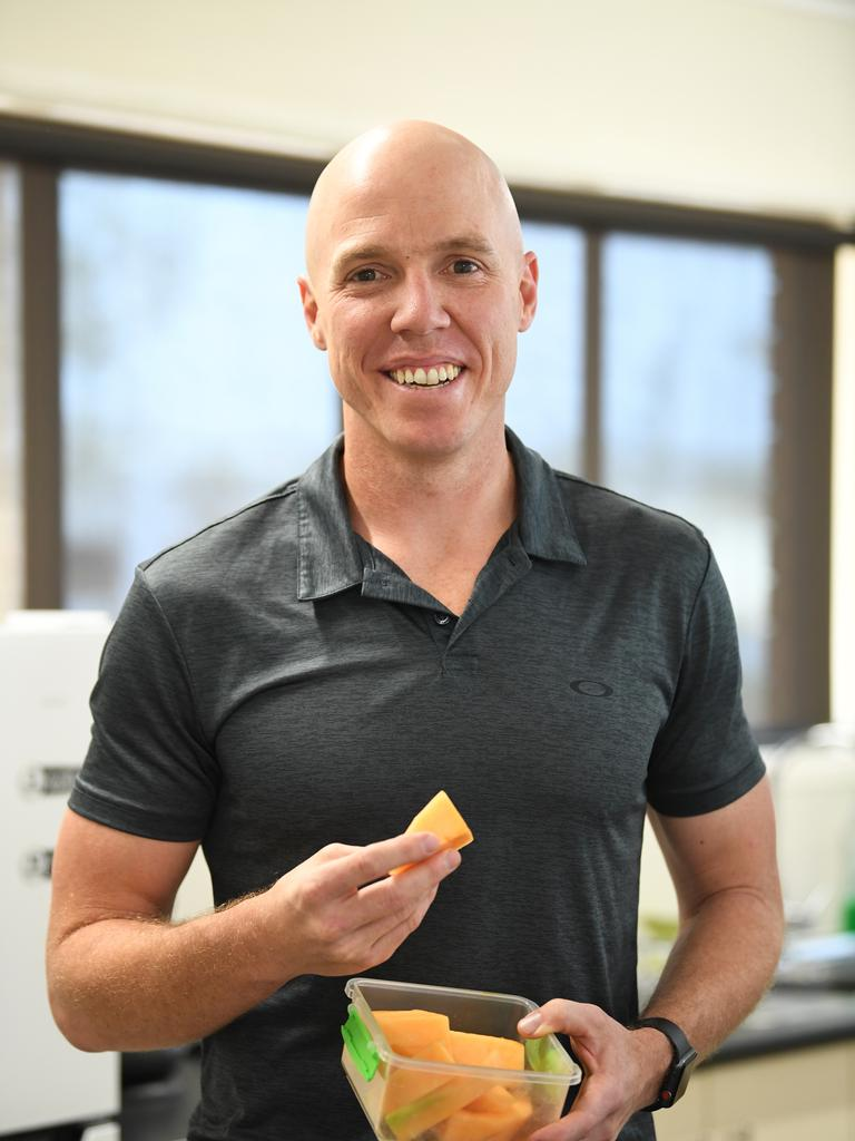 Dietician Chris Hughes discusses CQ Nutrition's $20k Health Challenge.