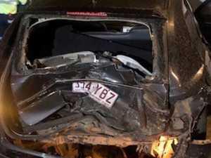 Police investigate string of local break-ins, overnight crash