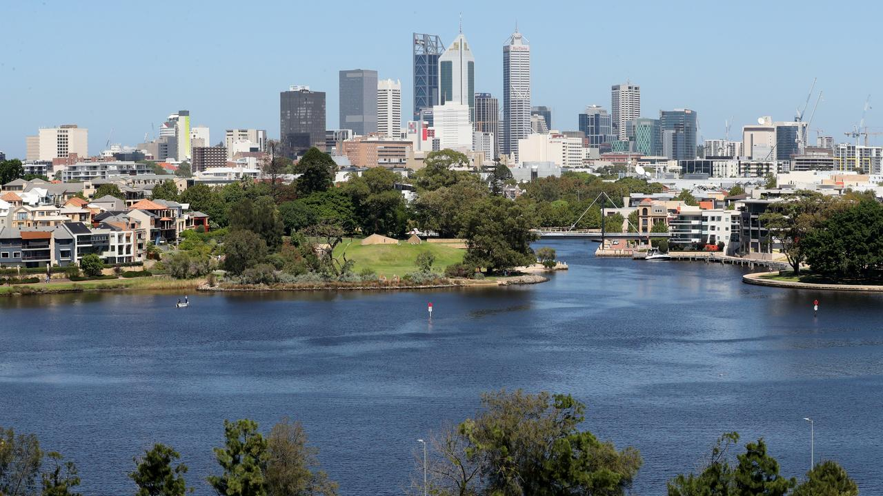 Perth has the least overweight or obese population in the country. Picture: Richard Wainwright/AAP